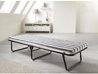 1 Folding Bed (brand: JAY-BE, sprung slatted base and mattress)