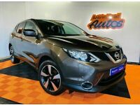 2015 NISSAN QASHQAI N-TEC 1.6 DCI CVT ** AUTOMATIC ** BUY FROM HOME TODAY AND GET FREE DELIVERY **