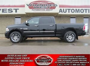 2014 Dodge Ram 1500 LONGHORN LIMITED EDITION, LOADED, LOCAL TRAD
