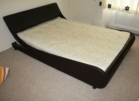 Double Bed Frame Good Condition