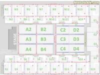 Andre Rieu- 22nd Dec Wembley Arena - 2 tickets B3