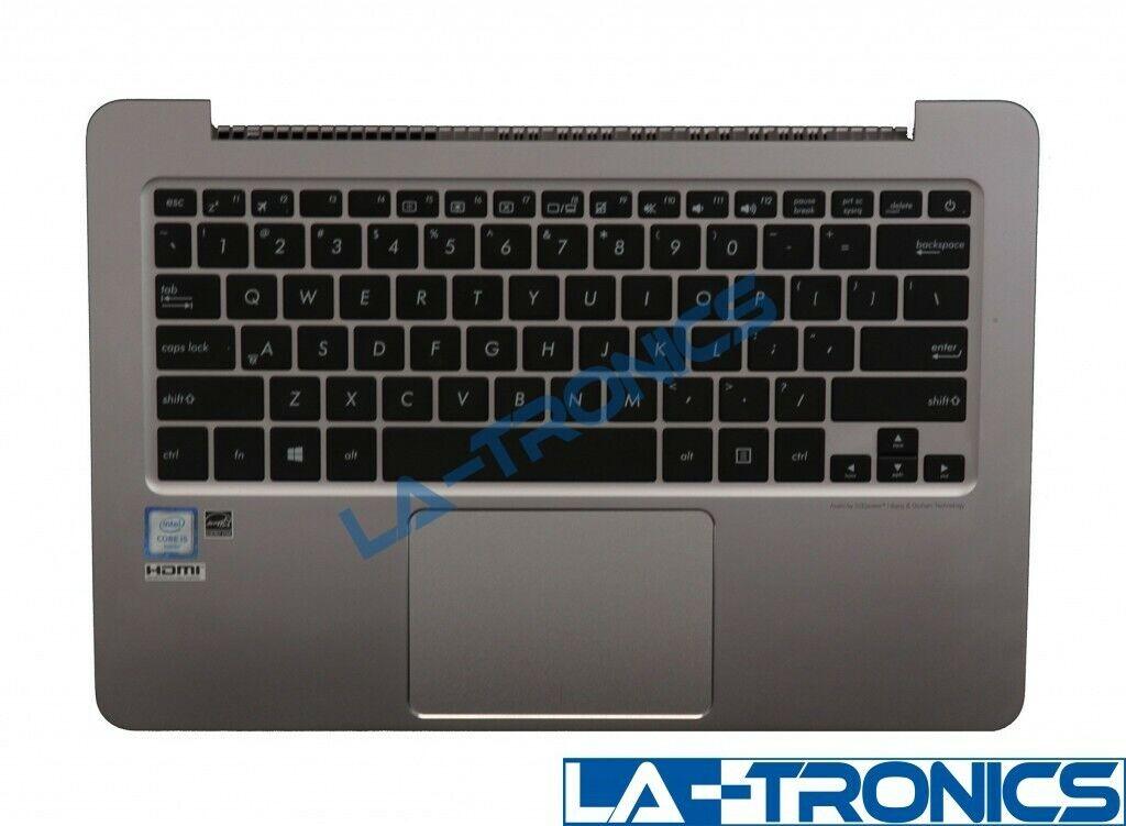 "Genuine ASUS ZenBook UX305U 13.3"" Palmrest w/Touchpad Keyboard 13NB0AB5AM0212"