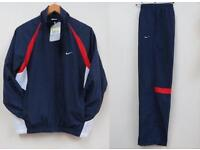 Nike full Tracksuit set in sizes small and extra large bnwt
