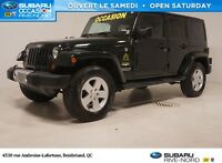 2012 Jeep WRANGLER UNLIMITED Sahara *2 TOITS