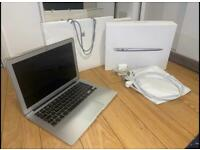 Apple MacBook Air 2017, like new, comes with box, bag and chargers with plugs.