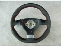 Vw golf mk5 R32,Gti flat bottom steering wheel