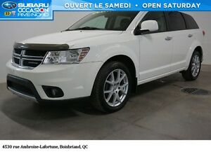 2011 Dodge Journey R/T AWD  CUIR/MAGS