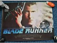 Blade Runner: The Final Cut UK Quad Movie Poster