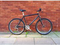 "Marin Muirwoods ""fat bike"" style city bike. Fully working, serviced."