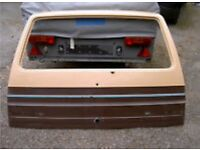 VW T25/T3 Caravelle Rust Free Tailgate