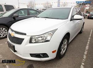 2011 Chevrolet Cruze LT Turbo, Leather, Sunroof, Remote Start, A