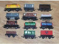 Large Job lot of OO Rolling Stock and One train