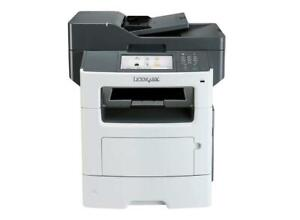LEXMARK MX611DE - MULTIFUNCTION PRINTER - Brand New - Free Shipping