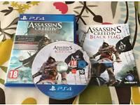 Assassins creed black flag - £15
