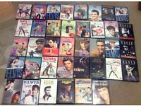 ELVIS 29 Movies and 9 Documentary's