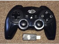 Mad Catz Wireless PS3 controller