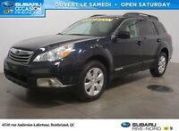 2012 Subaru Outback 3.6R Limited NAVIGATION
