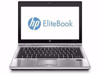 HP ELITEBOOK 2570P LAPTOP WINDOWS 7 CORE i5 WEBCAM 320GB 4GB 12.5