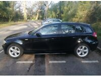 BMW, 1 SERIES, Hatchback, 2005, Manual, 1596 (cc), 5 doors