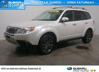 2013 Subaru Forester 2.5X Touring  TOIT PANORAMIQUE