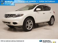 2013 Nissan Murano LE AWD/CUIR/TOIT PANORAMIQUE