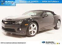 2011 Chevrolet Camaro 2SS * CONVERTIBLE*V8*CUIR*MAGS