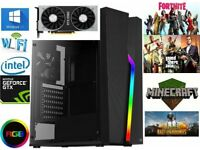 GAMING PC i7 CPU 8GB Ram 1TB Hard Drive Nvidia RTX 2060 6GB Windows 10