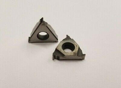 10 Pieces Tpi 16nr 16acme T2 Carbide Inserts  H090