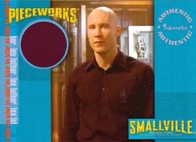 Smallville Season 3 - COSTUME PIECEWORKS PW7 Michael Rosenbaum as Lex Luther](Lex Luther Costume)