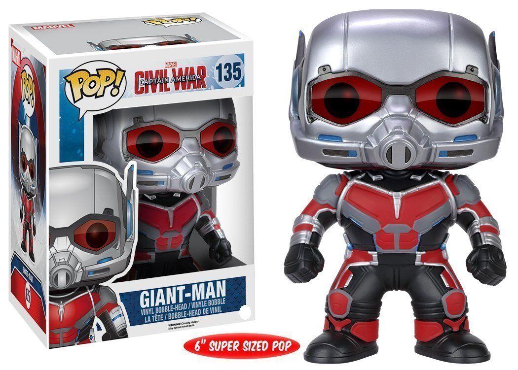 Captain America Civil War Giant Man 6-Inch Pop! Vinyl Figure