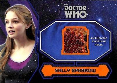 Doctor Who Kostüm Karte (2015 Doctor Who Kostüm Karte Sally Spatzen Mantel E)