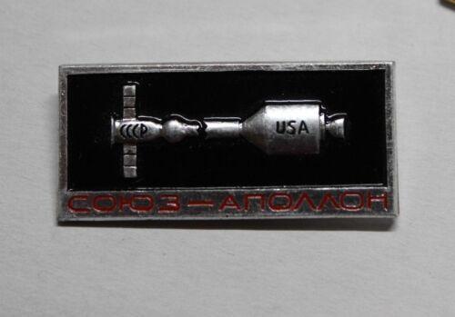 Apollo Soyuz Space Flight- Collectors Pin