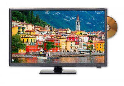 Portable Led TV DVD Combo24 Car Boat RV E246BD SMQK 720p
