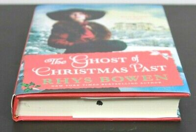 THE GHOST OF CHRISTMAS PAST by Rhys Bowen  (Hardcover)  ^ NEW ^ ()