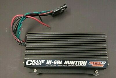 Crane HI-6RL CD Ignition Box         Mallory  MSD  Racing