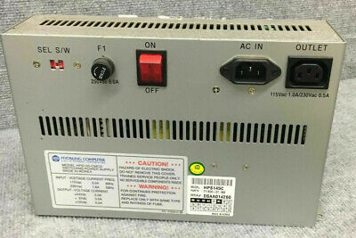Power Supply For Hyosung Cross Tranax Minibank 1xxx Atm Parts Free Shipping