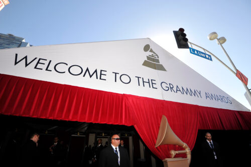 MC 60th (2018) GRAMMY Platinum Tickets for Two (2) with After-Party Passes