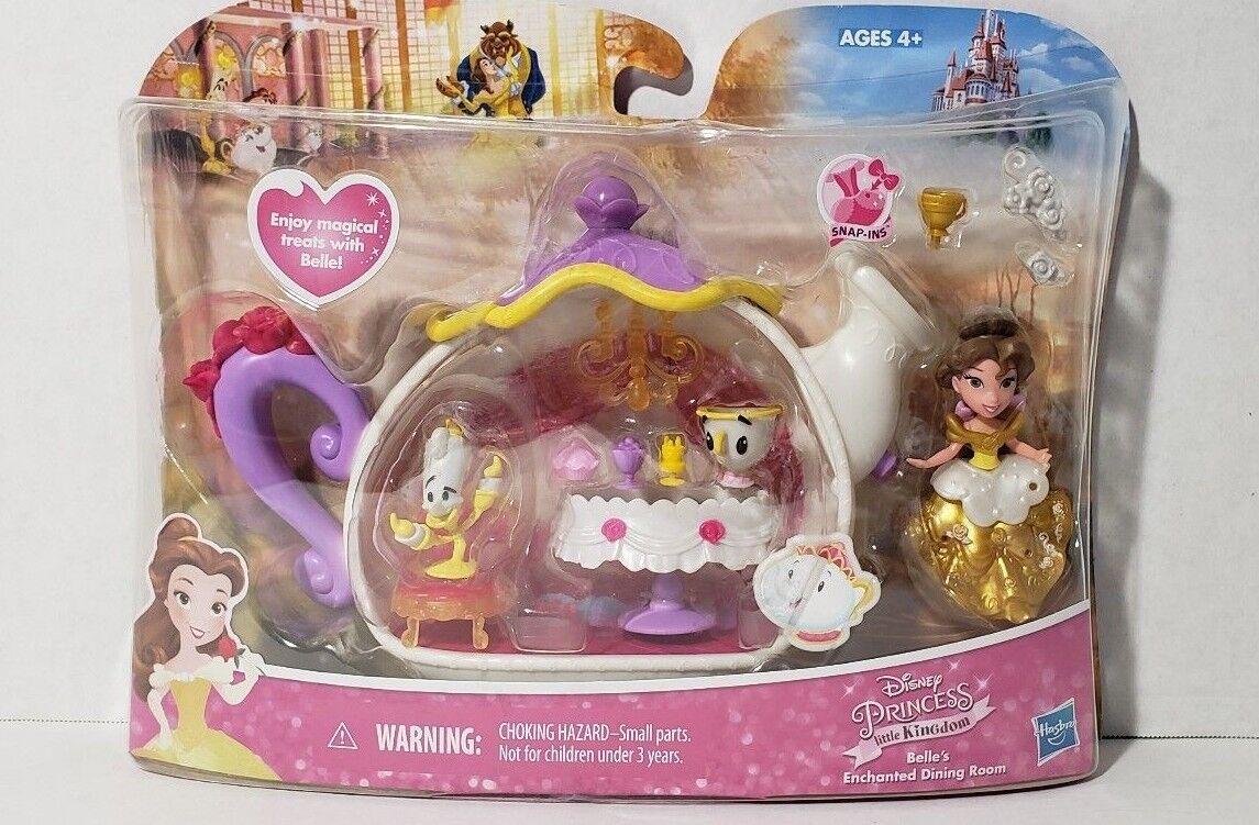 Magic Clip Disney Princess Little Kingdom Belle S