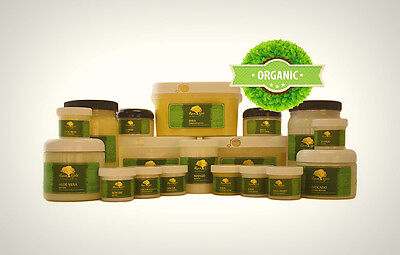 - Premium Illipe Butter Natural 100% Pure Cold Pressed Organic Fresh Best Quality