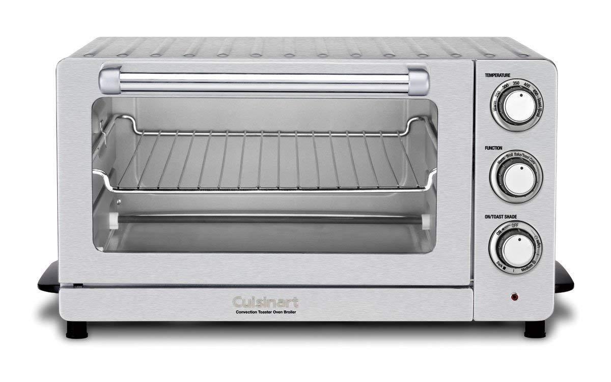 Cuisinart TOB-60N1 Toaster Oven Broiler Appl