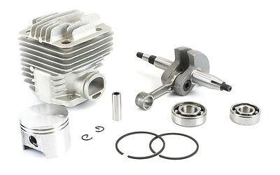 Kit Fits Stihl Ts400 Cut Off Saw W Crankshaft Cylinder Piston Rod Rings Gasket