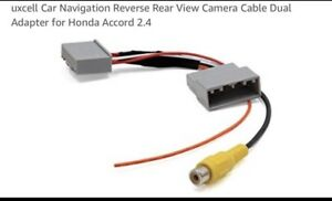 Car Navigation Reverse rear view camera Cable