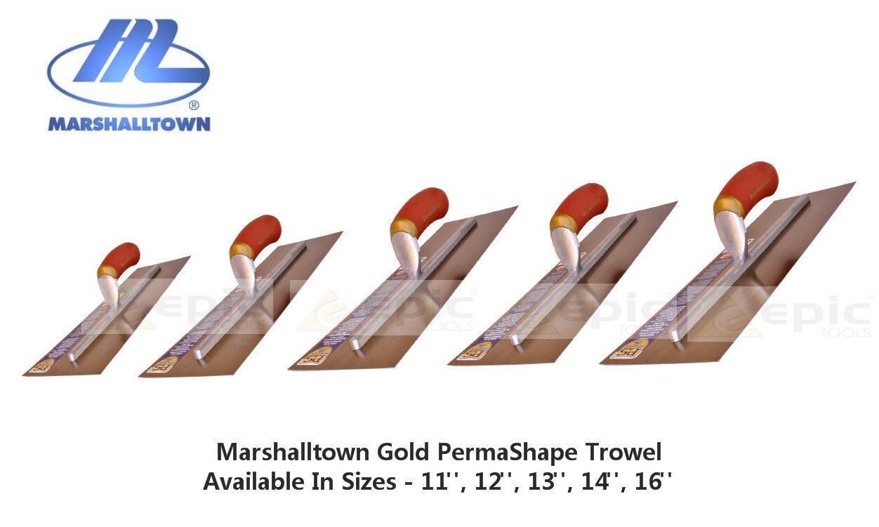 Marshalltown 89 Herramientas para juntas de ladrillos