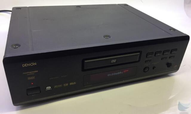 Denon DVD-2900 DVD Player CD SA-CD DVD TESTED & WORKING