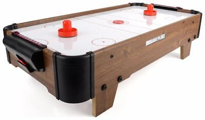 27 Inch Air Hockey Table Game Children's Kids Adults Family Fun Xmas Gift New