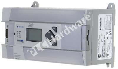 Allen Bradley 1766-l32awaa B Micrologix 1400 Plc 110240v Ac No Covers