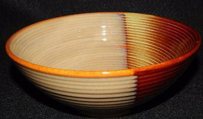 Sango Vista Gold 4864 Lot Of 3 Soup Bowl Excellent Condition Hard To Find 6 75