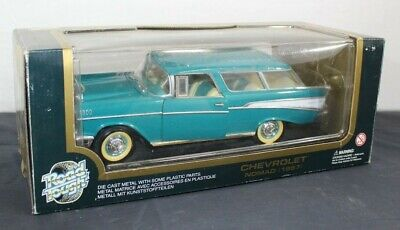 Road Tough Chevrolet Nomad (1957) Die-Cast Metal Collection 1:18 Scale
