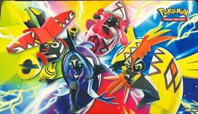 OtBG Playmat Pokemon Tapu Lele Fini Bulu Koko GX 60a Guardians Collection New