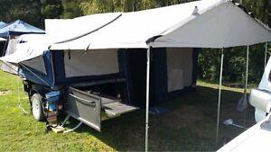 12ft Semi off-road camper trailer Cabramatta West Fairfield Area Preview